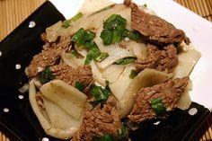 kiki rice: Măng Chua Xào Thịt Bò