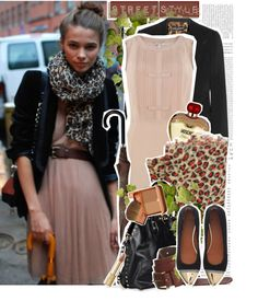 """""""Street Style"""" by asya-1 ❤ liked on Polyvore"""