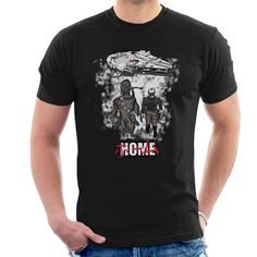 Home - Firepower Design - Tshirt sold at Cloud City 7 - Akira - Han Solo
