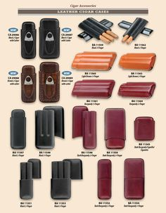 Smoke Shop Catalog - Cigar Accessories