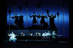Robert Wilson's Peter Pan, Berliner Ensemble