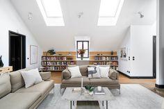 Pipersgatan 27, vind | Alexander White Conference Room, Table, Furniture, Home Decor, Decoration Home, Room Decor, Tables, Home Furnishings, Home Interior Design