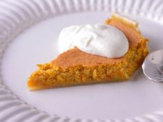Receta | Pumpkin pie (Tarta de calabaza) - canalcocina.es