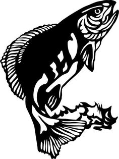 Google Images Clip Art free of fish   Fish Black And White Clip Art