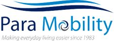 Para Mobility is Australia's leading supplier and manufacturer of disability equipment. Disability, Company Logo