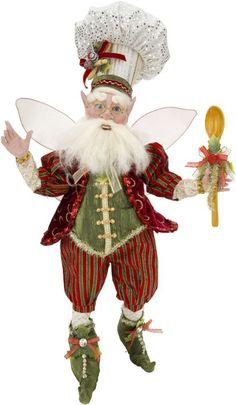 Christmas Cook Fairy