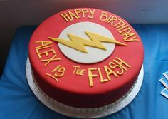the flash birthday party - Google Search
