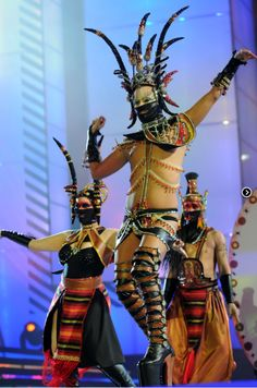 Grupo Mascarada Carnaval: drag queen