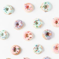 Make these tiny chocolate donut candies for parties and more.