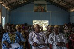 Mar 14, 2015 BRYAN DENTON FOR THE NEW YORK TIMES Tribal chiefs and community leaders in Marampa, Sierra Leone, learned about an Ebola vaccine study at a meeting last month.