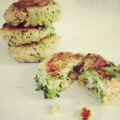 Das Rezept zur vegetarischen Macht-Sich-Von-Allein-Broccoli-Couscous-Frikadelle...
