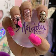 Ángeles nails spa (@angelesnailspa) • Fotos y videos de Instagram Nail Spa, Instagram, Beauty, Videos, Short Nail Manicure, Nail Manicure, Gel Nail Art, Natural Nails, Nailed It