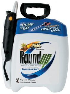 Shop Roundup 5 L Pump 'N Go® Ready-to-Use Grass and Weed Control at Lowe's Canada. Find our selection of weed & grass control at the lowest price guaranteed with price match. Garden Weeds, Lawn And Garden, Black And Decker Toaster, Organic Weed Control, Weed Killer, Grass Seed, Home Landscaping, Green Lawn, Lawn Care
