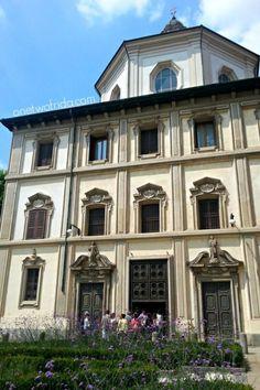 One Two frida - Milano, chiesa di San Bernardino alle Ossa