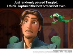 But just incase you needed another reason to adore Zac, he was the voice of Flynn Rider in Disney's Tangled. 23 Pictures Of Zachary Levi, The Most Adorable Nerd On The Planet Walt Disney, Disney Tangled, Disney Pixar, Disney And Dreamworks, Disney Love, Disney Magic, Disney Characters, Pascal Tangled, Tangled Movie