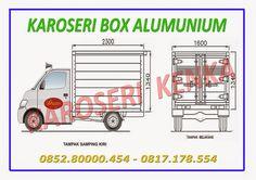 DEALER MOBIL dan KAROSERI BOX >> KAROSERI KENKA Dan