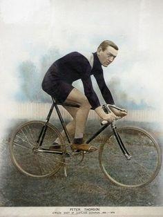 3 Miles East of Scotland Champion 1903-1904 Peter Thompson