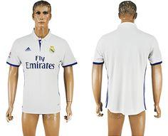 camiseta de futbol baratas real madrid 2016 2017 primera equipacion  tailandia Real Madrid 11 5b48c2fd757a8
