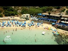 MALTA BEACHES - YouTube