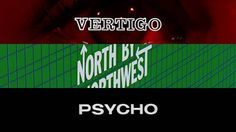 Saul Bass' title sequences for Alfred Hitchcock on Vimeo