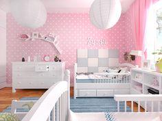 Children's room on Behance