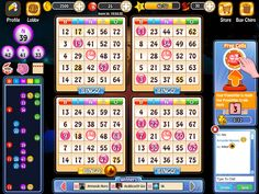 Bingo Bash App by BitRhymes. Casino Apps.
