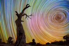 More Spectacular Star Trails by Lincoln Harrison - My Modern Metropolis