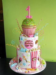 @KatieSheaDesign Likes-->  Love love Birthday Cake 1st Bday