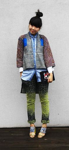Susie Bubble, Street Style