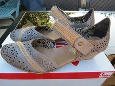 26 beste afbeeldingen van Riekershoes Lederen schoenen