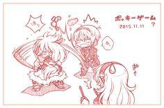 Fire Emblem: If/Fates - Leon, Takumi and Kamui