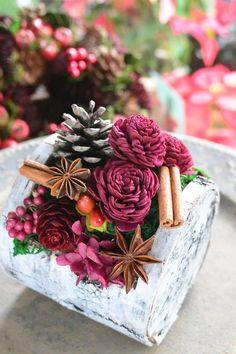 preserved flower natural