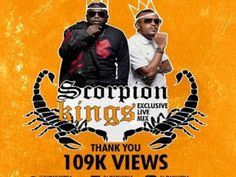 Scorpion Kings Exclusive Live Mix 3 Music DJ Maphorisa and Kabza De Small together known as the scorpion kings give their fans an electrifying experience last night when they streamed some of Gif Of The Day, Album Songs, Music Download, Mp3 Song, House Music, Scorpion, Good Music, Fall Decor, Dj