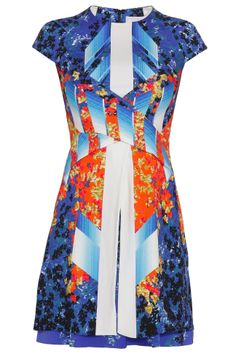 Mira SS Printed Dress By PETER PILOTTO @ http://www.boutique1.com/