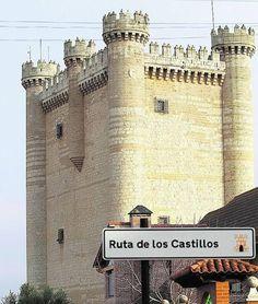 La provincia de Valladolid podrá conocerse a golpe de castillo, con la fortaleza de Fuensaldaña como epicentro