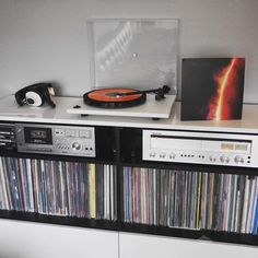 – Specialists in Buying, Selling & Collecting Rare & Vintage Vinyl Records, Albums, LPs, CDs & Music Memorabilia Vinyl Record Cabinet, Vinyl Record Player, Vinyl Record Storage, Ikea Storage, Media Storage, Home Music Rooms, Vinyl Room, Zen Room, Audio Room