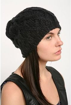 A beanie is also known as a knit cap, skully or stocking cap, which is a popular choice for the winter. Aileen Kusumawardani FD1A2