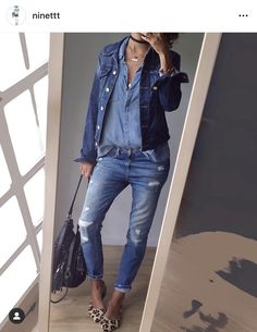 Mode Jeans, Mom, Denim, Pants, Jackets, Fashion, Autumn, Fall Outfits, Trouser Pants