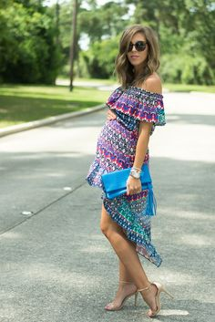High/Low Dress • For the Love of Fancy