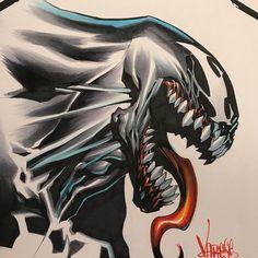 Venom by Jose Varese