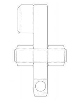Página 1 de 1 Cardboard Box Crafts, Paper Crafts, Cute Cupcake Drawing, Box Packaging Templates, Test Tube Holder, Paper Box Template, Flower Box Gift, Mini Pinatas, Printable Box