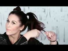 Festival Hairstyle Tutorial: How to Create Top Knot Buns