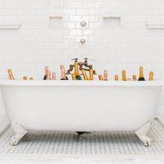 Functional bathtub.