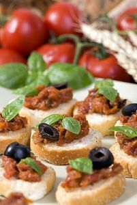 How to Make Bruschetta - Italian Recipes