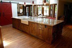 South Ivanhoe - farmhouse - Kitchen - Denver - BKC Kitchen and Bath