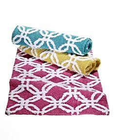 Brighten up your space and save with our selection of colorful rugs.
