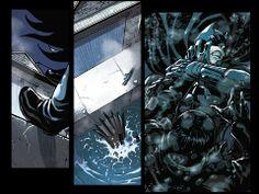 Batman: Arkham Origins   #batman #superman #madefire #motionbooks #digitalstorytelling