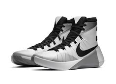 1cbbed4ba252 Now Buy Nike Hyperdunk 2015 For Cheap White Wolf Grey Black New Style Save  Up From Outlet Store at Nikehyperdunk.