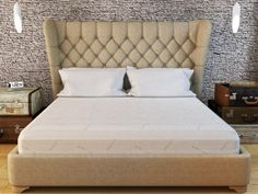 Tuft and Needle Mattress Co. Top rated mattress on Amazon. Made in USA, shipped directly. Very affordable.
