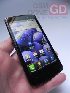 LG Optimus LTE P936